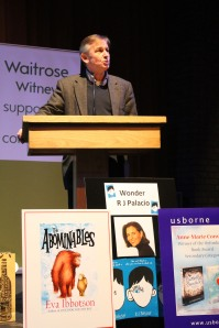 Piers Ibbotson, son of Eva, talks about his mother's book The Abominables, discovered and published after her death.