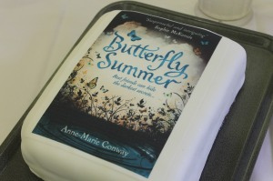 Butterfly Summer cake!
