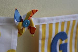 Pinwheel detail
