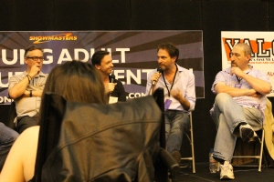 Regenerating the Doctor: Charlie Higson, Steve Cole, Marcus Sedgwick and Andy Lane