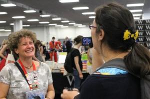 Liz is interviewed by Fluttering Butterflies blogger Michelle - more later!