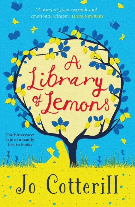LIBRARY OF LEMONS front final