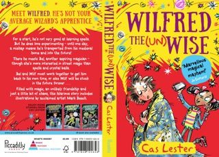 Wilfred the Unwise cover