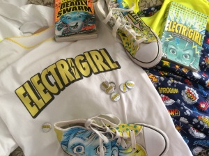 Electrigirl kit all ready to go!